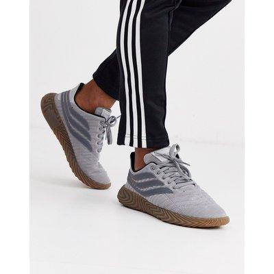 adidas – Sobakov – Sneaker-Grau