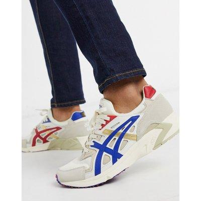 ASICS Ascics – Gel-DS – Sneaker in Creme-Cremeweiß