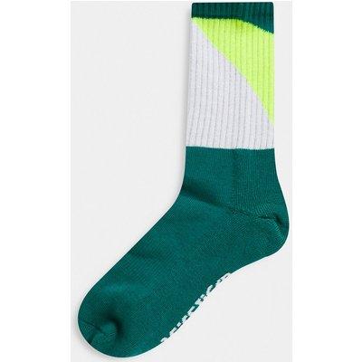 Asics – Gel-lyte3 – Socken in Grün