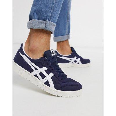 Asics – Japan – Marineblaue Sneaker