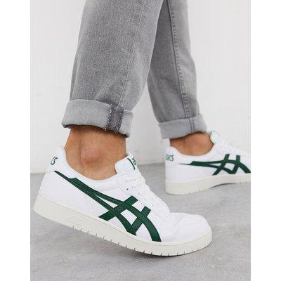Asics – Japan – Sneaker in Weiß und Grün