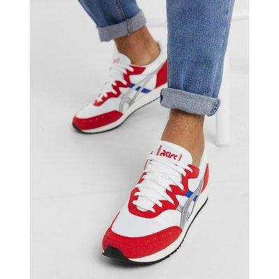 Asics – Tarther Original – Sneaker inWeiß & Rot