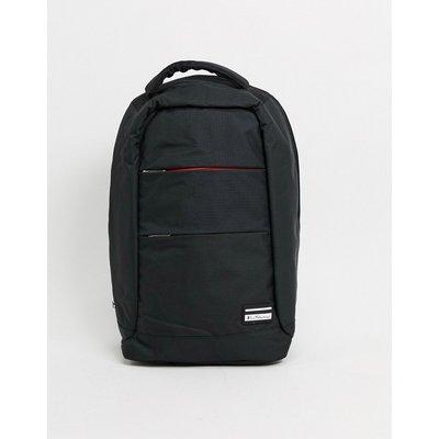 Ben Sherman – Backpack in Schwarz und Rot