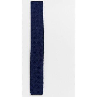 Ben Sherman – Gestrickte Krawatte-Navy
