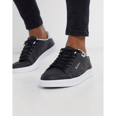 Ben Sherman – Sneaker in Schwarz