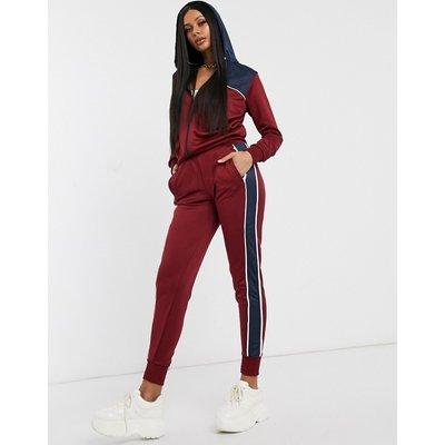 Brave Soul – Michelle – Trainingsanzug in Rot