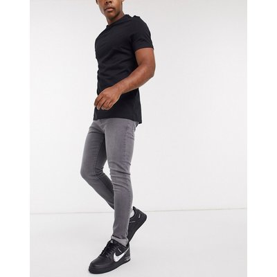 Brave Soul – Ultimate– Enge Jeans-Grau