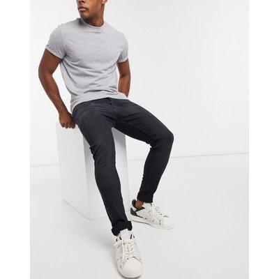 Brave Soul – Ultimate– Enge Jeans-Schwarz