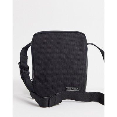 Calvin Klein – ck Pro – Mini-Reportertasche-Schwarz