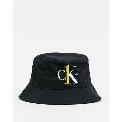 Calvin Klein – ck1 – Anglerhut-Schwarz