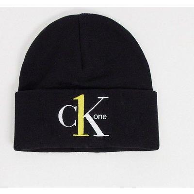Calvin Klein – ck1 – Mütze-Schwarz