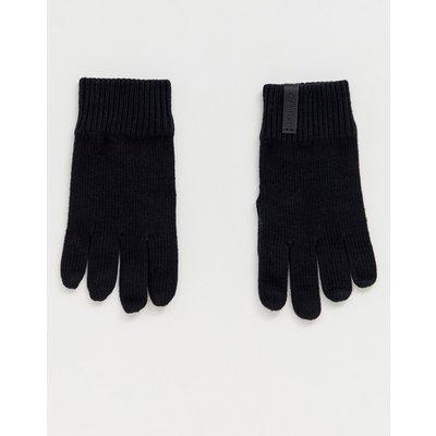 Calvin Klein Handschuhe-Schwarz