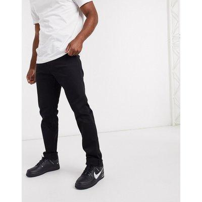 Calvin Klein – Harry – Schmale Jeans in Schwarz