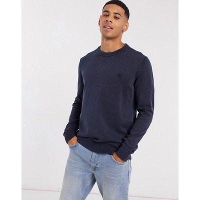 Calvin Klein Jeans – Institutional – Pullover-Navy