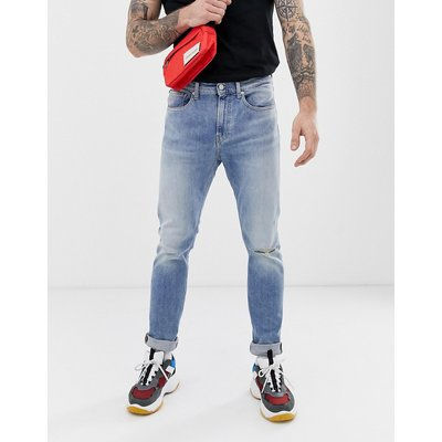 Calvin Klein Jeans – Skinny-Jeans-Blau