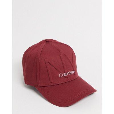 Calvin Klein – NY – Kappe in Rot