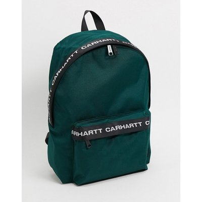 Carhartt WIP – Brandon – Backpack in dunklem Tannengrün