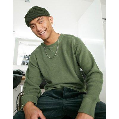 Carhartt WIP – Moross – Sweatshirt in Dollargrün | CARHARTT SALE