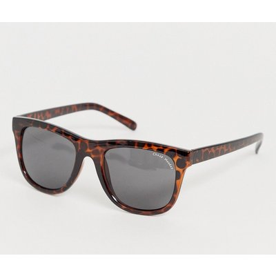 Cheap Monday – Timeless – Eckige Sonnenbrille-Braun