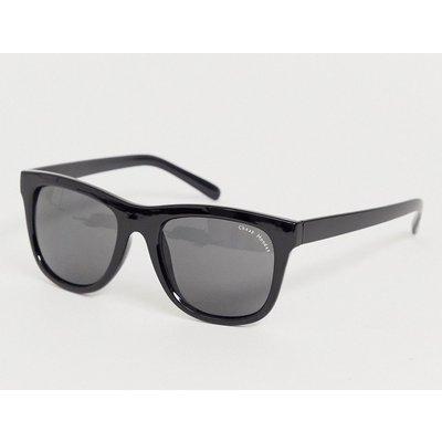 Cheap Monday – Timeless – Eckige Sonnenbrille-Schwarz