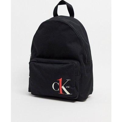 CALVIN KLEIN CK One – Campus-Backpack in Schwarz