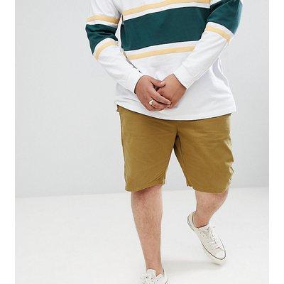 D-Struct PLUS – Shorts mit elastischem Taillenbund-Grün