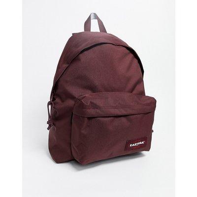 Eastpak – Padded Pak'r – Gepolsterter Backpack in Burgunder-Rot
