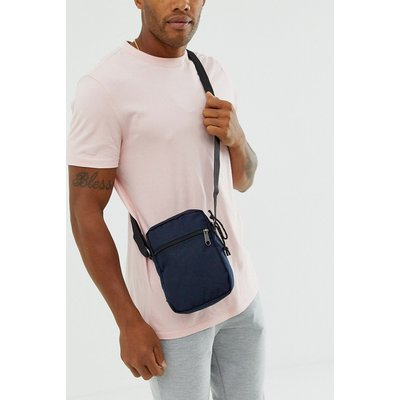Eastpak – Pilotentasche in Marineblau-Navy