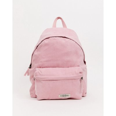 Eastpak – Rucksack in warmem Rosé-Rosa