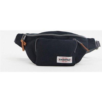 Eastpak – Schwarze Gürteltasche mit Fronttasche