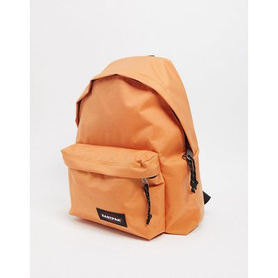 Eastpak – Wattierter Backpack in Sand-Beige