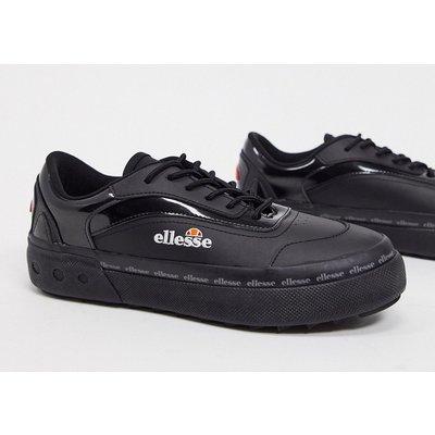 ellesse – Alzina – Sneaker in Schwarz | ELLESSE SALE