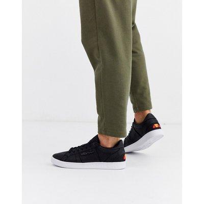 ELLESSE Ellesse – LS-80 – Sneaker aus Leder in Schwarz