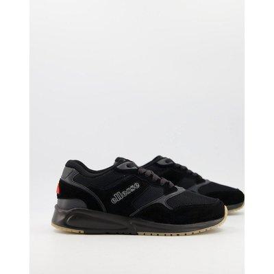 ellesse –NYC84 – Lauf-Sneaker in Schwarz | ELLESSE SALE