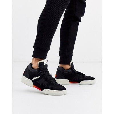 ELLESSE Ellesse – Piazza – Schwarze Sneaker