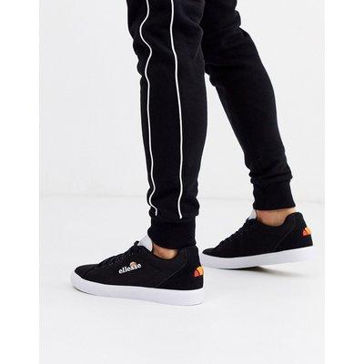 ELLESSE Ellesse – Taggia – Sneaker in Schwarz/Rot