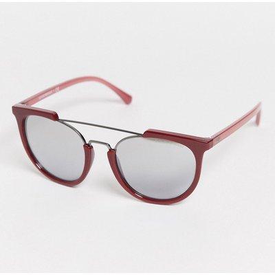 Emporio Armani – EA4122 – Sonnenbrille-Rot