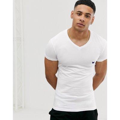 Emporio Armani – Lounge – T-Shirt-Weiß