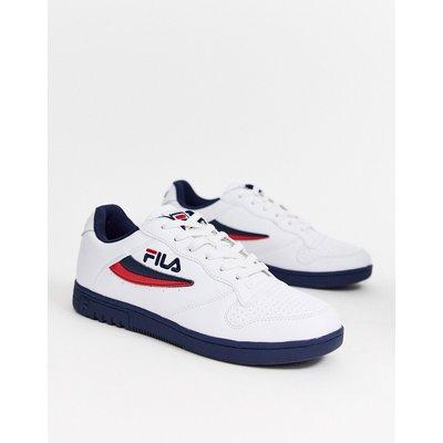 FILA Fila – FX100 – Sneaker mit niedrigem Schaft-Weiß