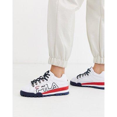 Fila – Trailblazer – Sneaker-Weiß