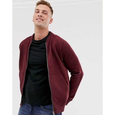 French Connection – Bomberjacke mit Reißverschluss-Rot   FRENCH CONNECTION SALE