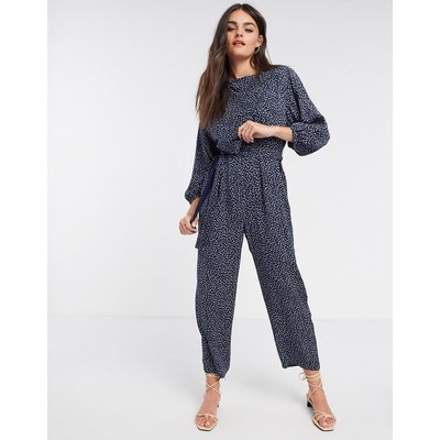 French Connection – Chinwe – Jumpsuit mit Mustermix-Mehrfarbig
