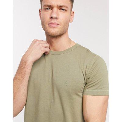 French Connection – Essentials – T-Shirt-Grün