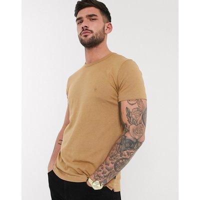 French Connection – Essentials – T-Shirt-Braun