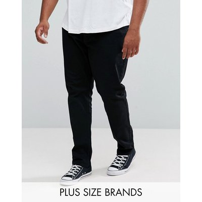 French Connection PLUS – Enge Jeans-Schwarz