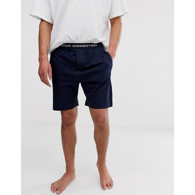 FRENCH CONNECTION French Connection – Shorts mit Logobund-Navy