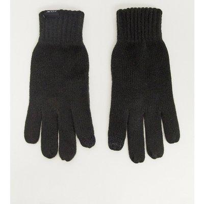 French Connection – Touchscreen-Handschuhe-Schwarz