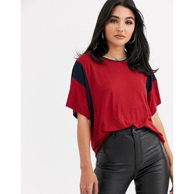 G-Star – Sportliches T-Shirt-Rot