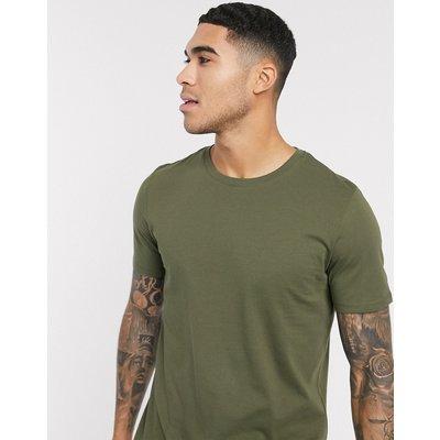 Jack & Jones – Essentials – T-Shirt-Grün