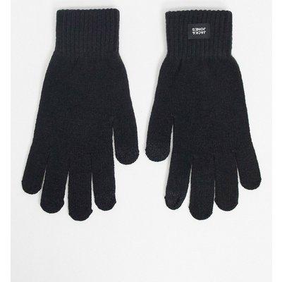 Jack & Jones – Schwarze Handschuhe